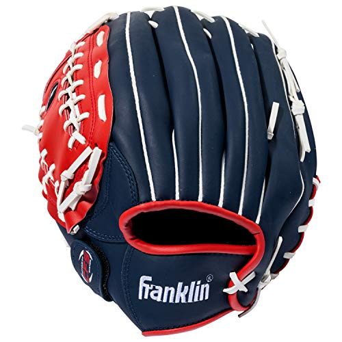 - Franklin Sports Hand Orientation: Left Handed Thrower - Style: 12