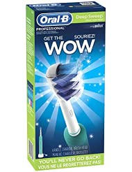 欧乐B Professional 1000三重清洁专业护理电动牙刷,直邮中国,7刀折后$29.97