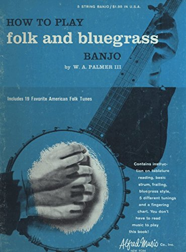 How to Play Folk and Bluegrass Banjo