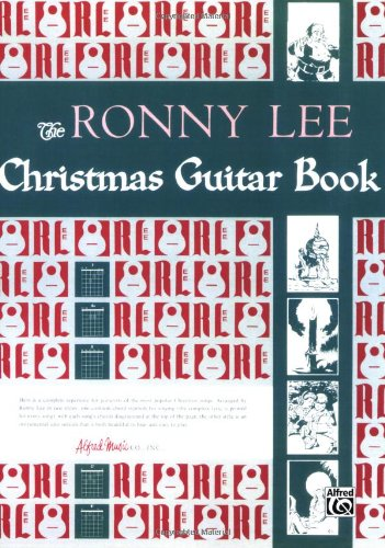 Read Online The Ronny Lee Christmas Guitar Book pdf