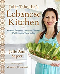 Since she was six years old, Julie Ann Sageer (nicknamed Julie Taboulie by her close-knit family) has had a passion for cooking the meals of her Lebanese heritage. Just like in her Emmy-nominated cooking show Cooking with Julie Tabouli...