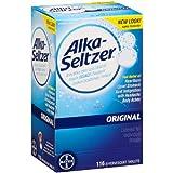 SCS Alka-Seltzer® Original Antacid and Analgesic - 116 ct.