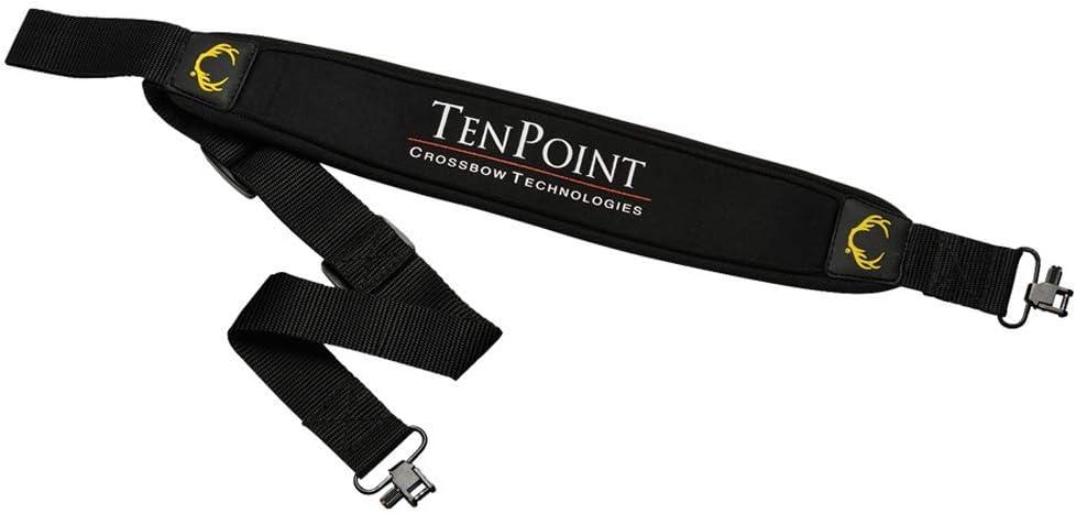 Tenpoint HCA-004  Neoprene Crossbow Sling , Black