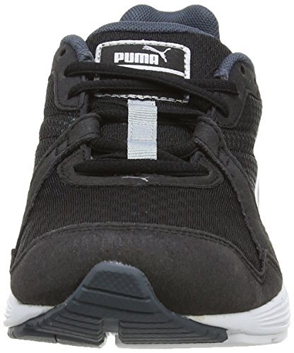 Puma V2 Silver Chaussures Femme Noir Descendant Wn's puma De Running black rvqxwr5HnO