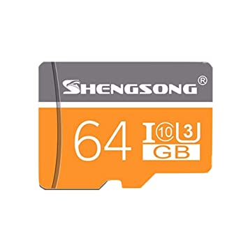 Amazon.com: ZFD Sd Card 128 Gb Shengsong Micro Sd Card ...