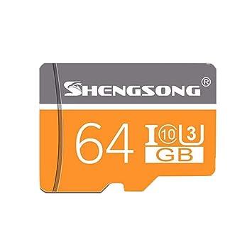 Amazon.com: ZFD Sd Card 128 Gb Shengsong Micro Sd Card ...