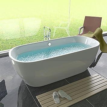 Design Badewanne freistehende badewanne badezimmer standbadewanne design badewanne
