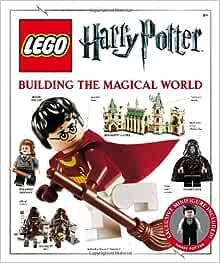 Lego Harry Potter Building The Magical World Dowsett Elizabeth 9780756682576 Amazon Com Books