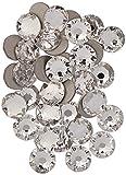 144 pcs clear Crystal (001) Swarovski NEW 2088