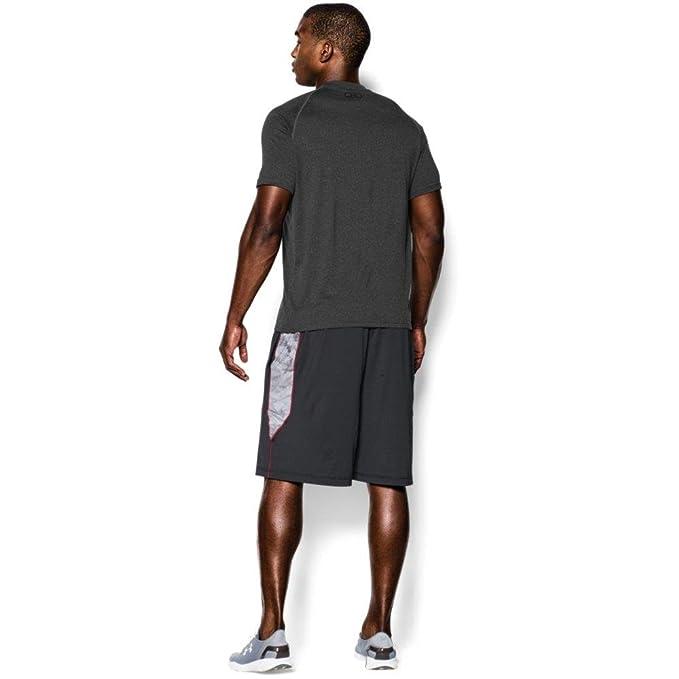 e7239cb865 Amazon.com : Under Armour Men's Tech Short Sleeve T-Shirt : Clothing