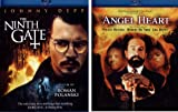 Angel Heart - The Ninth Gate Double Blue Ray Thriller Pack