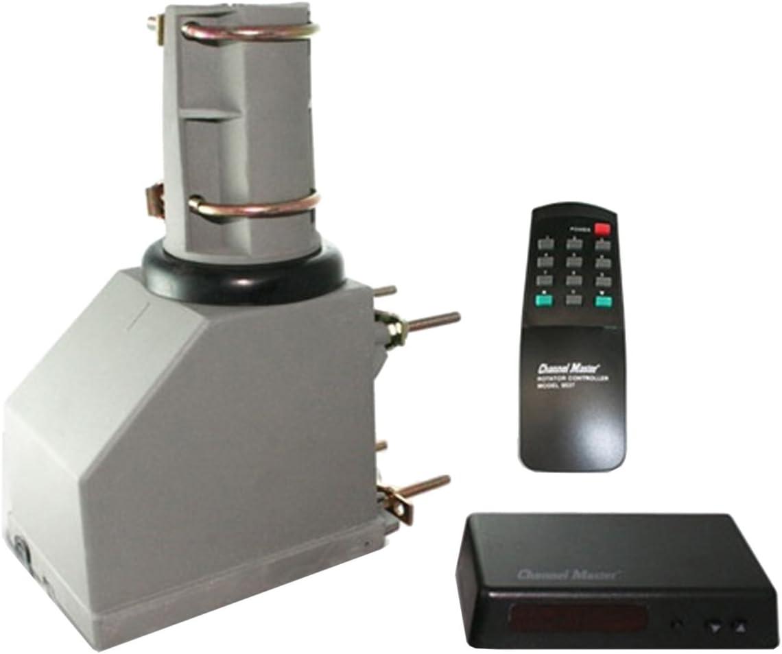 Channel Master CM 9521A Sistema Completo de rotación de Antena con Control Remoto infrarrojo para Antenas de TV.