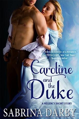 book cover of Caroline and the Duke