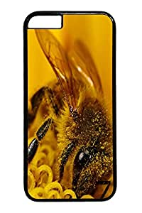 Busy Bee Animal PC Case Cover for iphone 6 plus 5.5inch black