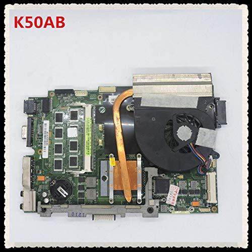 REFIT Motherboard for K40AB K40AD K40AF K50AB K50AD K50AF Motherboard Rev:2.1 or 1.3 with 2007 CPU or 2009 CPU