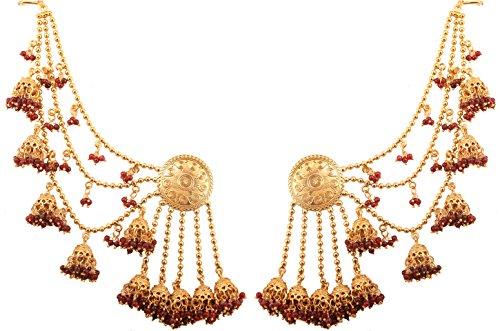 Indian Earrings Designer (Touchstone