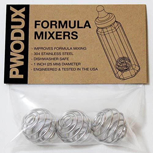PWODUX Formula Mixers - Three Pack (3 Mixers)