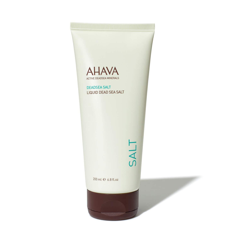AHAVA Liquid Dead Sea Salt, 6.8 Fl Oz