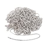 HEEPDD 25M 6mm Beads Chain Garland Large Pearls Faux Crystal Beads Roll for Wedding Centerpieces Bridal Bouquet Semicircle Beads for DIY Flower Accessories Beige