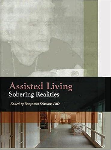 Gratis pdf nedlasting e-bøker Assisted Living: Sobering Realities (Norwegian Edition) PDF CHM