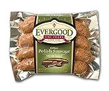#10: Evergood Fine Foods Polish Kielbasa Sausage 13 Oz Package - Pack of 2