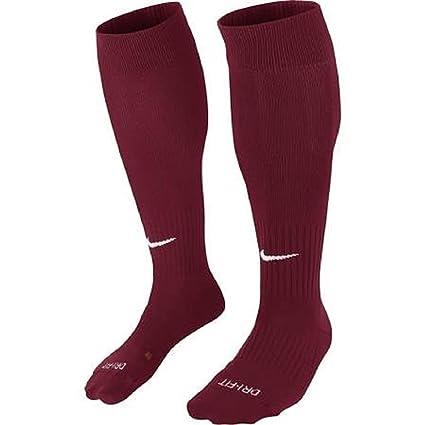 Amazon.com: Nike Fútbol CLASSIC calcetín, Rojo, XS: Sports ...