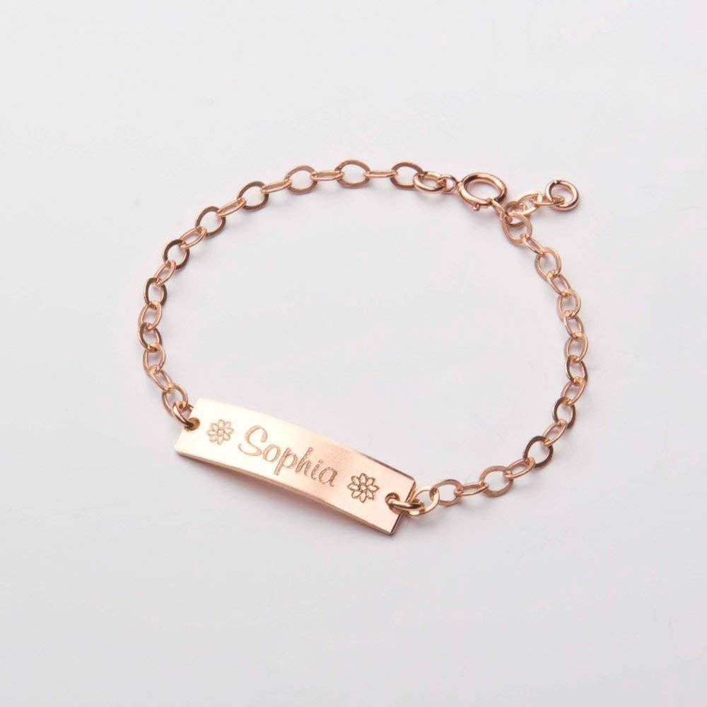 Baby heart bracelet baby bracelet toddler birthday gift 14k gold filled first birthday gift toddler bracelet baby gold bracelet