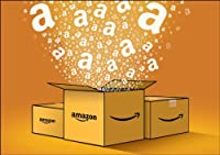 Amazon.com $25 Gift Card in a Greeting Card (Amazon Surprise Box Card Design)