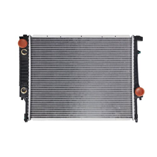 JSD B537A A/T AT Radiator fits 1988-1991 BMW E30 325 325i 325is 325ix Ref# - Bmw Radiator 325i 1991