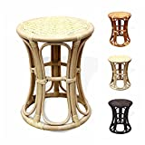 Breeze Handmade Rattan Wicker Stool Fully Assembled White Wash Review