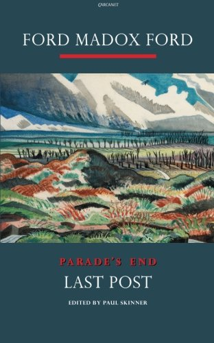 book cover of The Last Post