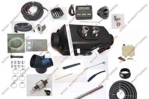 Cheap Diesel air heater 4kW/ 13,600 BTU/hr 12volt same as Webasto/Airtronic- Marine set!