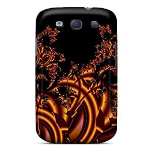 Snap-on Case Designed For Galaxy S3- Moonbeam Knows1212