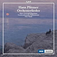 Pfitzner: Orchestral Songs