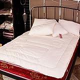 single or double super soft 1.2 1.5 1.8 mattress composite wool mat-A Queen2