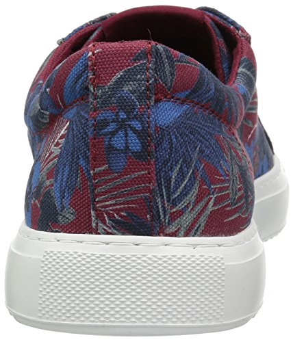 X Exchange Sneaker Jungle Cut A Exotic Exotic Print Rhubarb Exotic Men Armani Low S6qxEwd