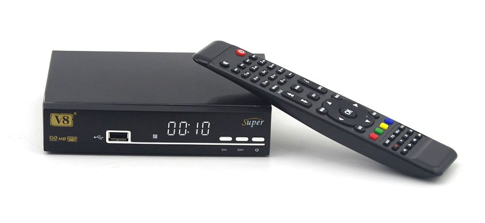 Freesat V Super Satellite Receiver TV SAT Receiver Satellite DVB S HD