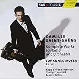 Saint-Saëns: Complete Works for Cello and Orchestra