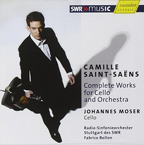 - Saint-Saëns: Complete Works for Cello and Orchestra