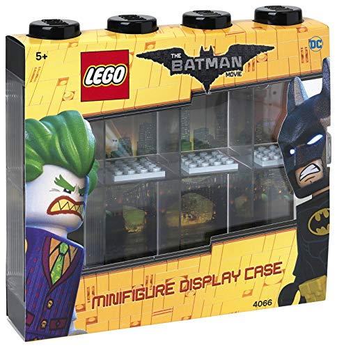 Lego Batman Minifigure Display 8 Black