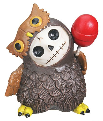 Exclusive Hootie Owl Lollipop Skeleton Monster Ornament (Lollipop Pad)