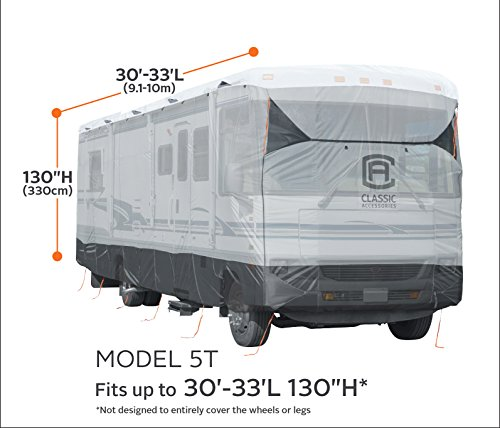Classic-Accessories-80-371-101801-EX-30-33-Long-SkyShield-Heavy-Duty-RV-Class-A-Cover