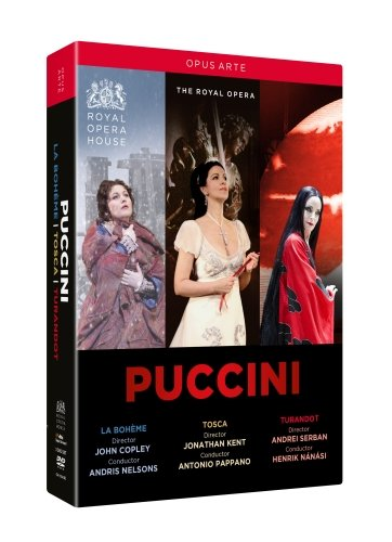 The Puccini Opera Collection ()