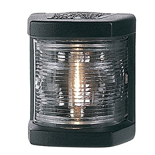 HELLA 003562015 '3562 Series' 12V DC 2 NM Stern Navigation Light with Black Housing