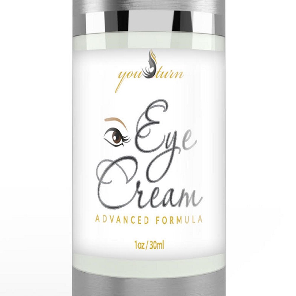 Eye Cream For Dark Circles and Puffiness and Under Eye Bags - Perfect Under Eye Cream For Women & Men - Highest Quality Eye Wrinkle Cream With Advanced Ingredients For Eye Cream Anti Aging - 30ml