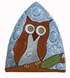 Whimsical Recycled Glass Night Light – Handmade and Fair Trade (Owl) Review