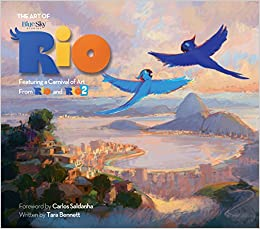 The Art Of Rio Featuring A Carnival Of Art From Rio And Rio
