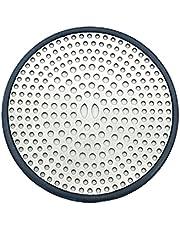 """Drain Hair Catcher Shower Kitchen Sink Stainless Drain Hair Catcher Bathtub Drain Protector Steel Silicon Drain Cover Strainer 4⅓"""""""
