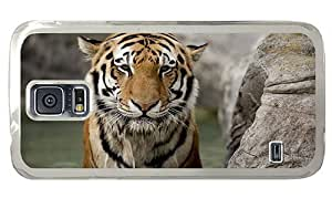 Hipster Samsung Galaxy S5 Case cheap cases Nasty Look PC Transparent for Samsung S5