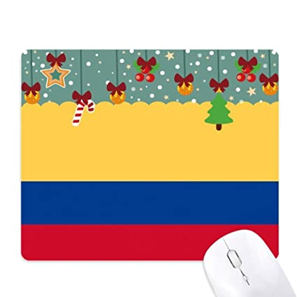 Christmas In Colombia South America.Amazon Com Colombia National Flag South America Country